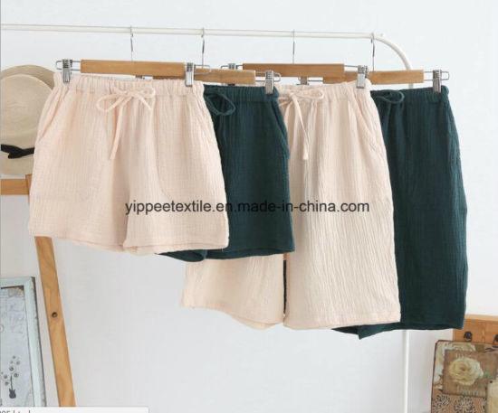 Men/'s shorts from muslin