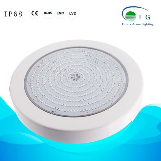 Wall Filled Lamp Resin Light LED Mounted Underwater Pool Swimming DHI9E2