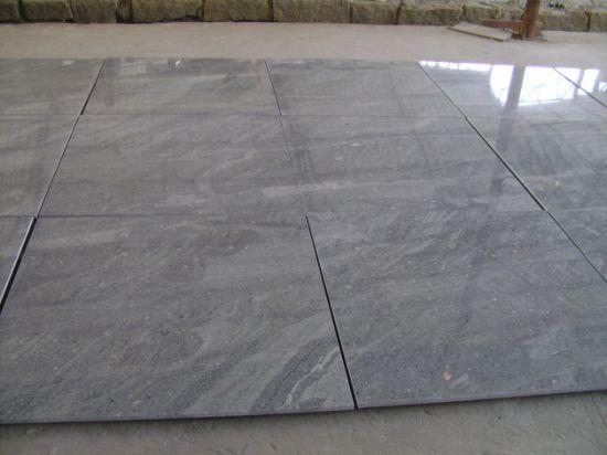 Atlatic Gray China Grey Granite Tiles Slabs Floor Wall