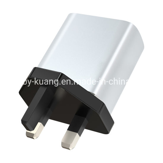 Amazon Hot Selling Fast USB Port Cell Phone Charger Wall Charger Mobile Phone Charger Travel Charger