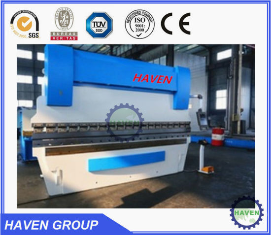 WC67Y hydraulic press brake price with estun E21 system pictures & photos