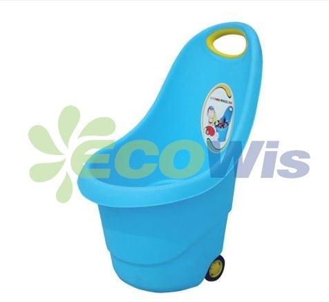 20L Portable Garden Wheelbarrow Bucket (HT5464)