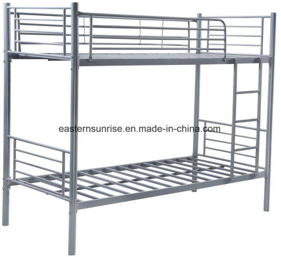 China Good Quality Wholesale Metal Wall Bunk Bed With Stairs China