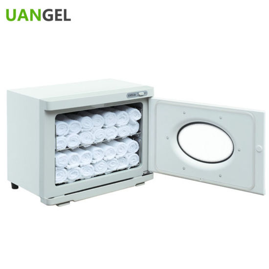Professional UV and Hot Wet Towel Warmer Hot and Cold Wet Towel pictures & photos