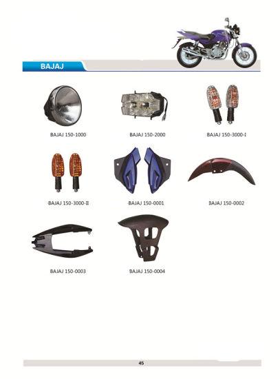 Bajaj Boxer 150cc Motorcycle Plastic Spare Parts