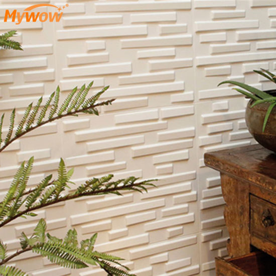 MyWow 500X500mm 3D Decorative Wall Panel