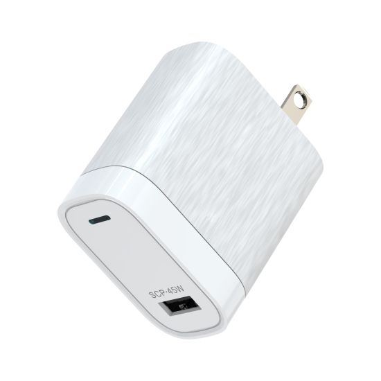 45W USB C Wall Charger Battery Charger Travel Charger for Mobile Phone