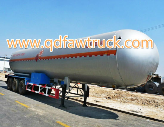 Trending Now! 60, 000 Liters LPG Tanker Trailer, Truck trailer pictures & photos