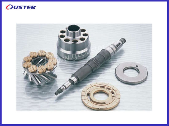 Replacement Hydraulic Piston Pump Spare Parts for Caterpillar Excavator Cat 12g/14G/16g