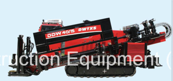Horizontal Directional Drilling Rig (DDW-4015) for Pipelaying with PLC Control