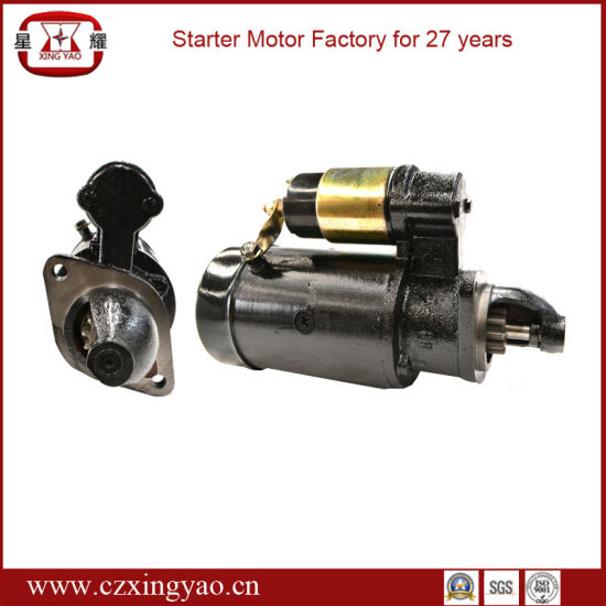 Diesel Engine Repair & Starter Solenoid Replacement (QD157)
