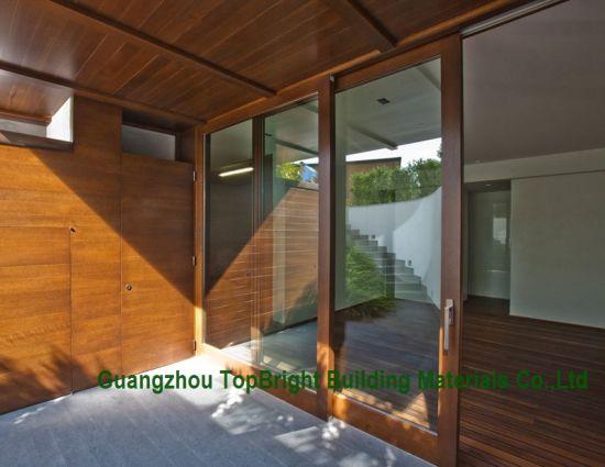 China Aluminum Profile Sliding Patio Door Price Terraces Sliding