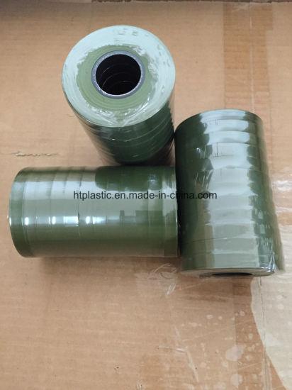 PVC Tie Tape Olive Green Garden Tape Supplier