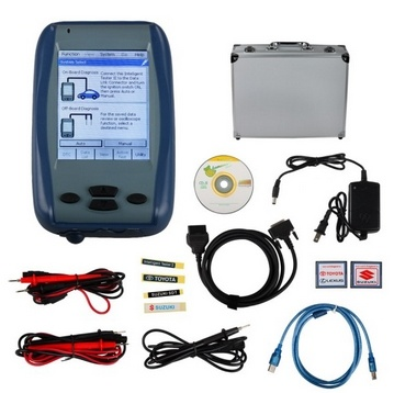 Denso Intelligent Tester It2 for Toyota and Suzuki Diagnose and Programming with Oscilloscope pictures & photos