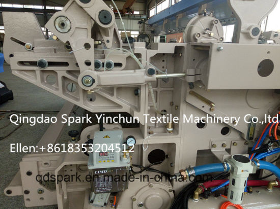Double Nozzle Cam Shedding Air Jet &Water Jet Weaving Loom Machine pictures & photos