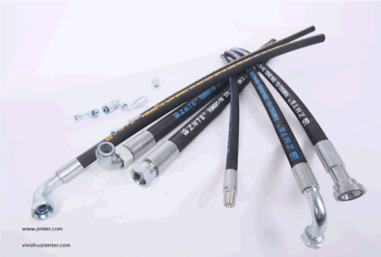 High Impulse Long Life of Excavator Hydraulic Hose pictures & photos