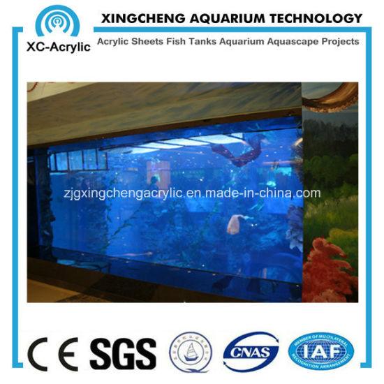 china acrylic pmma plexiglass sheet for aquarium china marine