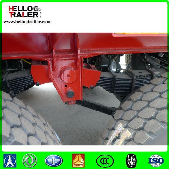 40 Ton 3 Axle Cement Bulker Trailer with Diesel Engine or Electrical Motor pictures & photos