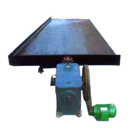 Mineral Concentrator Fiber Glass Shaking Table Price pictures & photos