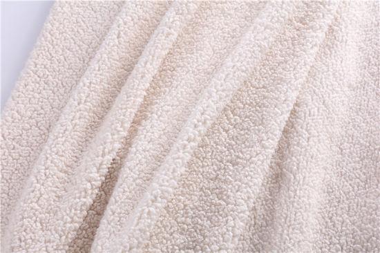 220g Imitate Fleece Fabric