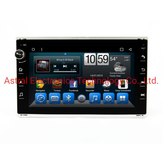 7-Inch Touch Screen Volkswagen Crossfox DVD Multimedia System with Bluetooth WiFi Autoradio GPS Navigation Carplay Mirror-Link