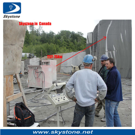 China Wire Saws for Cutting Stones, Wire Saw Stone Machinery - China ...