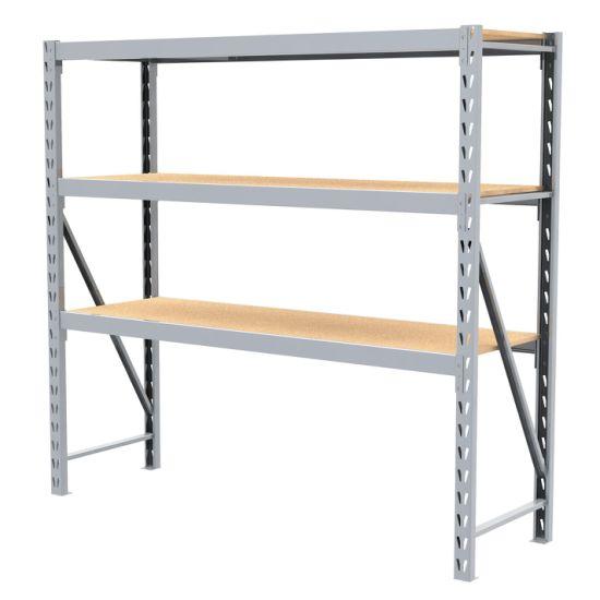 costco metal adjustable warehouse storage metal steel shelving rack - Costco Metal Shelving