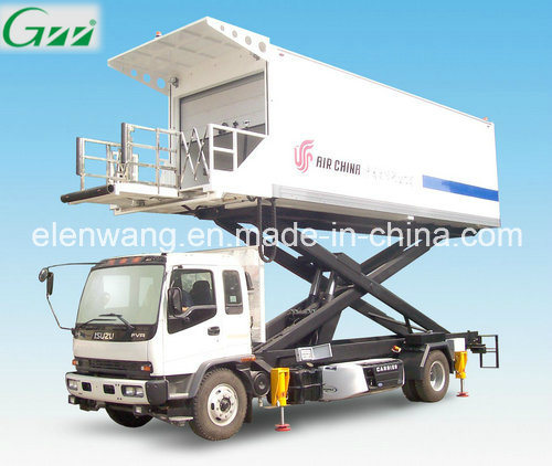 Aircraft Airport Aviation Catering Truck