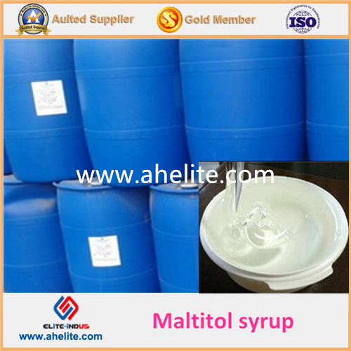 Nutritional Additives Sweetener Syrup Maltitol 250kg 275kg pictures & photos