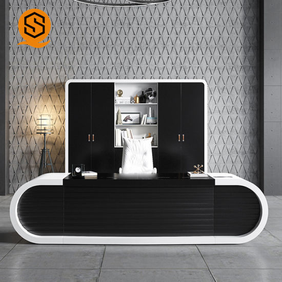 Solid Surface Office Furniture Small