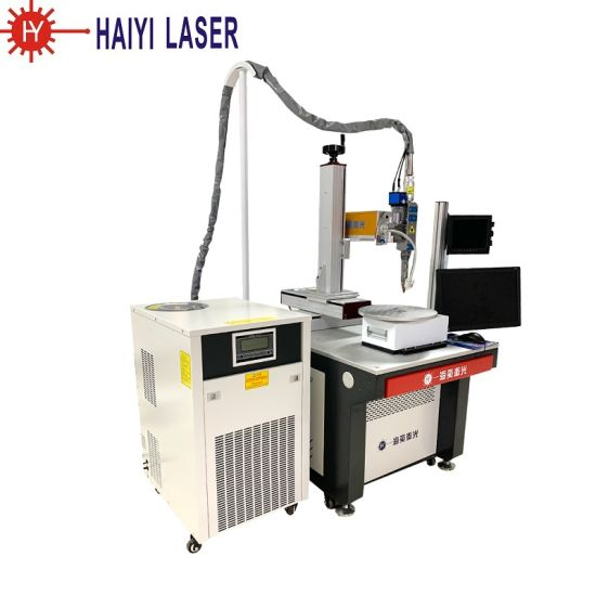 Ce Certification High Power Metal Aluminum Stainless Steel Fiber Continuous Numerical Control Laser Welding Machine