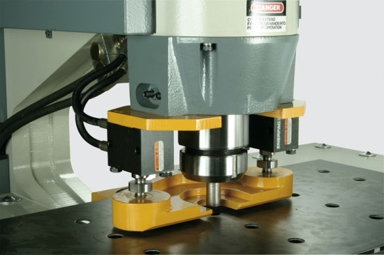 Iron Worker Combined Punching Machine pictures & photos