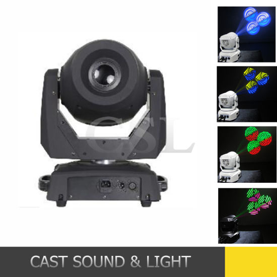 90W LED Pattern Beam Moving Head Spot Light pictures & photos