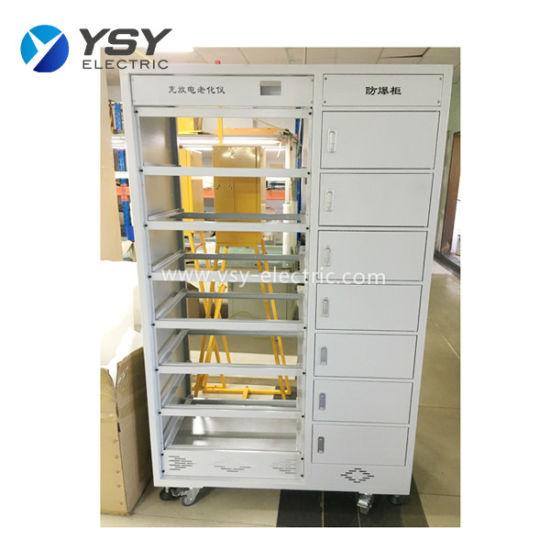 Custom Sheet Metal Fabrication Steel Control Cabinet Electronical Enclosure Rackmount