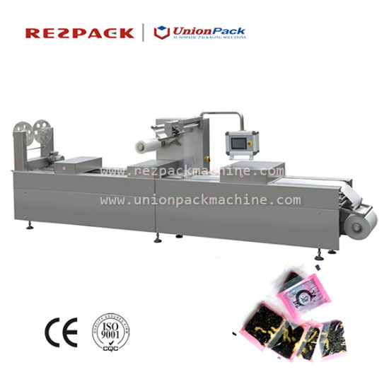 Automatic Food Thermoforming Vacuum Skin Packing Machine for Meat (ZG-420)