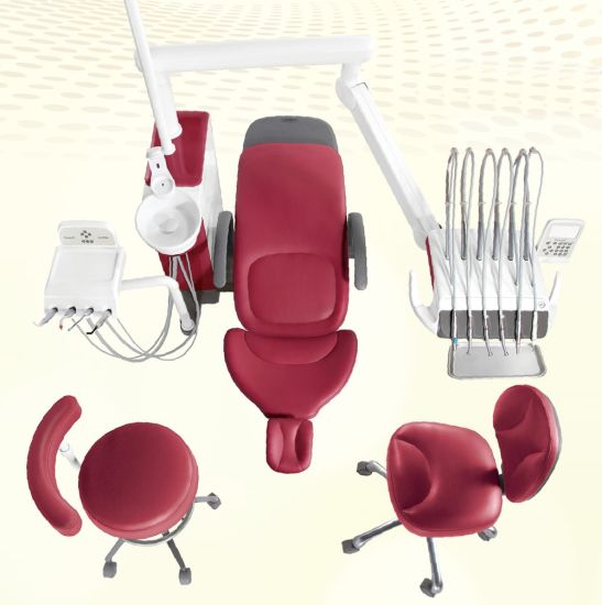Suntem 580 (NEW) Luxury Dental Unit 2016 Style pictures & photos
