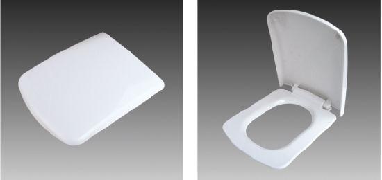 Bathroom PP Soft Close Toilet Seat (YDA60)
