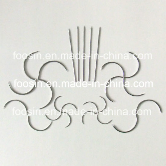 Surgical Suture Needles of 420 Stainless Steel pictures & photos