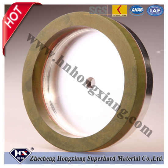 Resin Bond Diamond Grinding Wheel for Glass and Steel pictures & photos