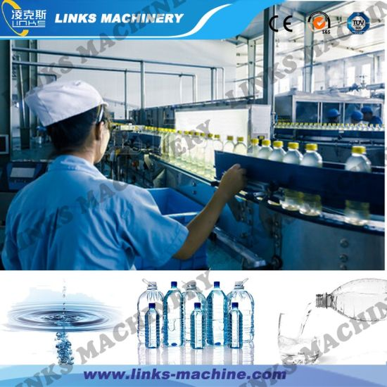 Complete Low Investment Mineral Water Filling Machine/Bottling Machine Factory Price pictures & photos
