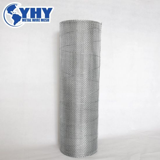 ISO9001: 2018 Certificated Closed Edge Hot DIP Galvanized Wire Mesh
