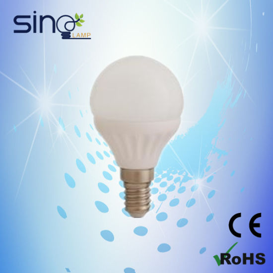 LED Bulb G45 E14 Base 3W, 4W, 5W, pictures & photos