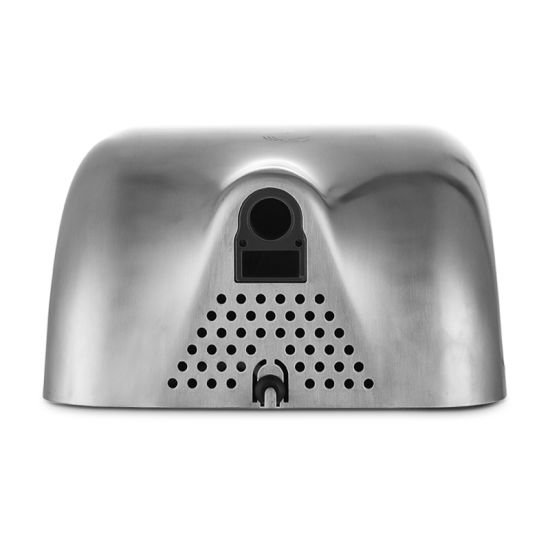 Surface-Mounted, Automatic, Brushed Stainless Steel Cover Hand Dryer pictures & photos