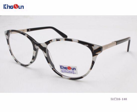China 2017 Colorful Super Slim Acetate Optical Frame Kf1368 - China ...