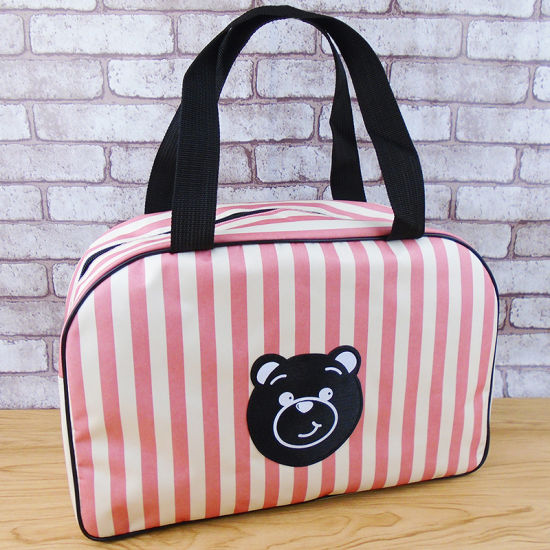 Wholesale Custom Fashion Tolietry Bag Women Makeup Bag Cosmetic Bags for Travel pictures & photos