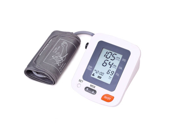Digital Automatic Blood Pressure Monitor for Medical Wt6032