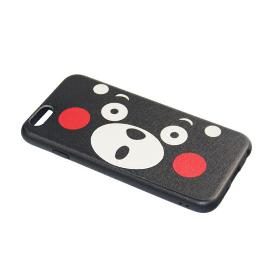 Wholesale Custom Design Cartoon Silicone Cell Phone Case