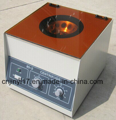 80-2 Lab Centrifuge, Low Speed Centrifuge pictures & photos
