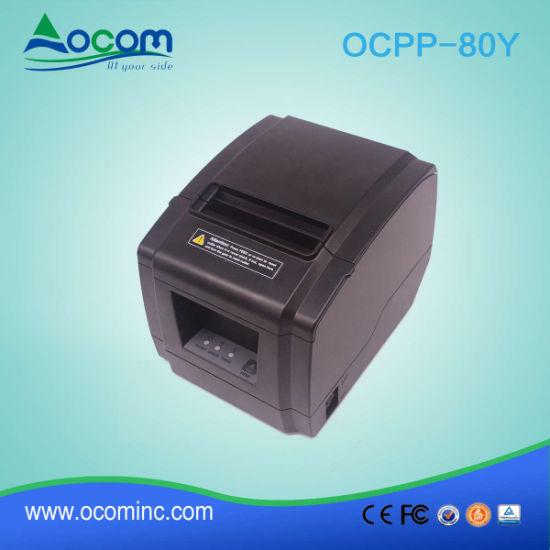 Ocpp-80y-U New Model $38/PC 80mm Thermal Receipt Printer with Auto Cutter