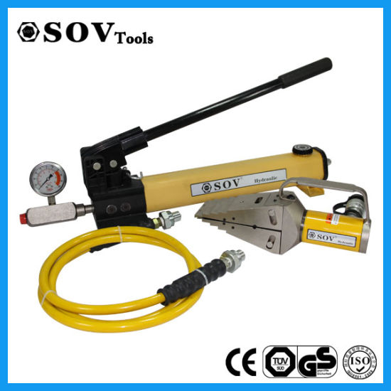 china hydraulic flange spreader and cutter with manual hydraulic rh sov china en made in china com